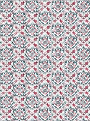 Mosaic Photo Wall Mural 10806VEA