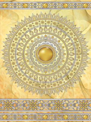 Mandala in Gold  Photo Wall Mural 10117VEA