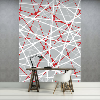 Abstraction Photo Wall Mural 11228VEA