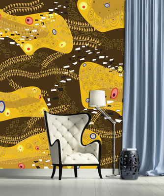 Abstraction Photo Wall Mural 11368VEA