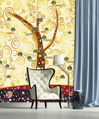 Abstraction Photo Wall Mural 11370VEA