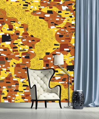Abstraction Photo Wall Mural 11369VEA