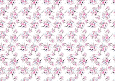 Flowers Photo Wall Mural 13296P8