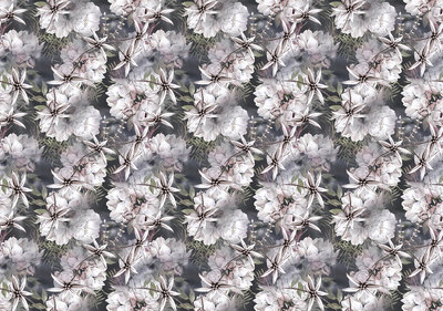 Flowers Photo Wall Mural 13295P8