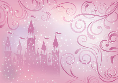 Palace of the princess  Photo Wall Mural 12547P8