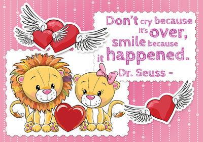 Teddy Bears and hearts Photo Wall Mural 12535P8