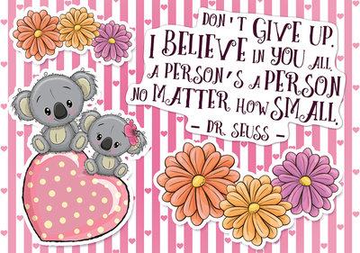 Koala bears Photo Wall Mural 12534P8