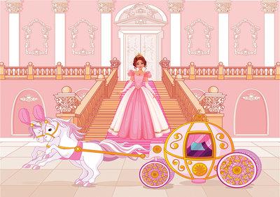Princesses Photo Wall Mural 12533P8